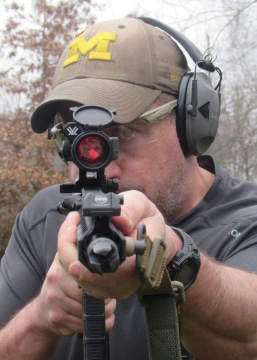 Precision Scoped Rifle Training